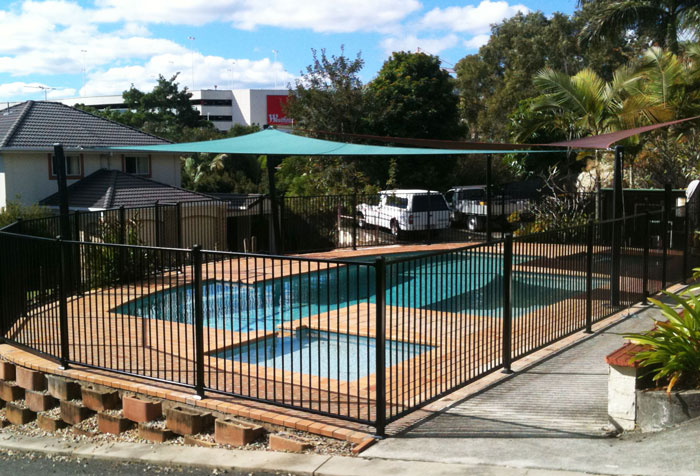 Aluminium Pool Fencing Brisbane Fabricating Aluminium Fences
